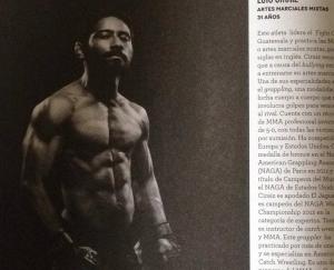 Luis Ciraiz artículo revista Itch