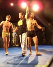 Luis Ciraiz MMA 1