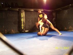 Luis Ciraiz MMA 2