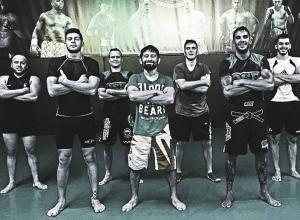 Luis Ciraiz en Old School Fighters